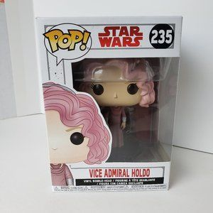 POP! Star Wars: The Last Jedi - Vice Admiral Holdo